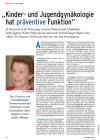 """Interview im """"Ärztemagazin"""""""